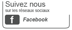 Suivez nous sur facebook
